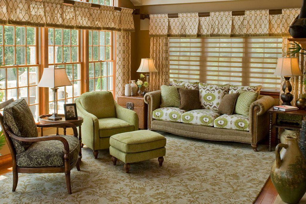 Interior Fancies sunroom design