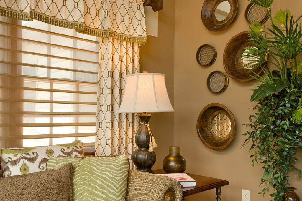 Window design by Interior Fancies